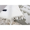 Плед микроплюш Barine Rug Throw khaki 125x170 см