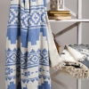Плед микроплюш Barine Rug Throw denim 125x170 см