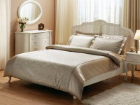 Tivolyo Home Cristina Flock cream евро