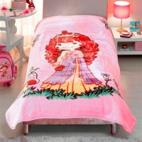 Плед TAC Disney Strawberry Shortcake 2009 160х220 см