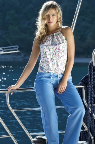 e90f83799184 Одежда для дома Комплект Maranda lingerie Майка + брюки 6930: купить ...