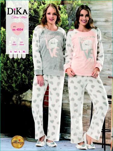 Одежда для дома Комплект Dika кофта и штаны 4554  купить b68da7497cb03