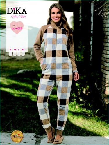 eeed7d0e84b92 Одежда для дома Пижама-комбинезон Dika 4628: купить, цена, фото ...