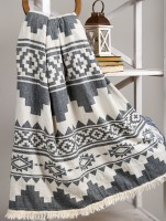 Плед микроплюш Barine Rug Throw black 125x170 см