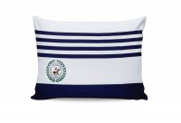 Набор наволочек Beverly Hills Polo Club BHPC 003 Dark Blue 50x70 см
