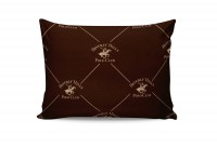 Набор наволочек Beverly Hills Polo Club BHPC 006 Brown 50x70 см