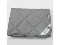 Одеяло SoundSleep Soft Dreams шерсть серое 155x210 см