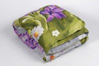 Одеяло Iris Home Life Collection Flowers 140x205 см полуторное
