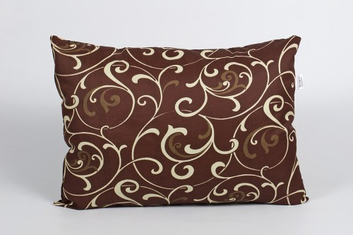 Подушка Iris Home Life Collection Monogram 50x70 см